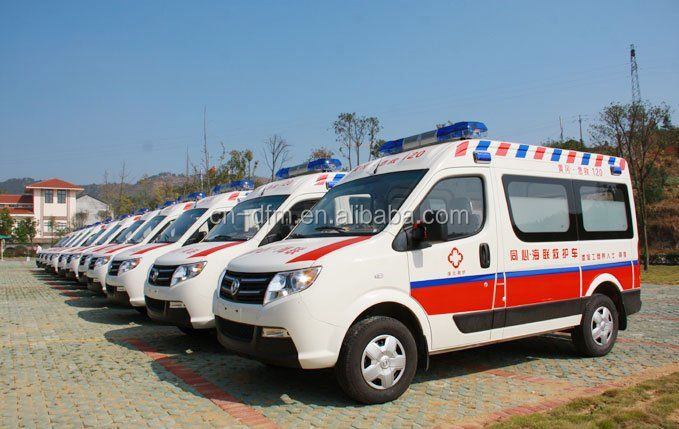 cheap ambulance car for sale, iveco ambulance