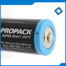 Super Power Super Heavy Duty Battery R14P 1.5v disposable Cell