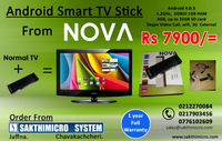 NOVA Android Smart TV Stick