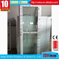 Wholesale low price high quality unbreakable glass door
