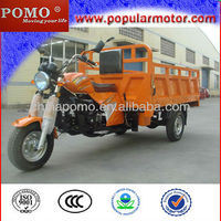 Popular Chinese Gasoline 2013 Hot Cheap 250CC Cargo Top 3 Wheel Moto Tricycle