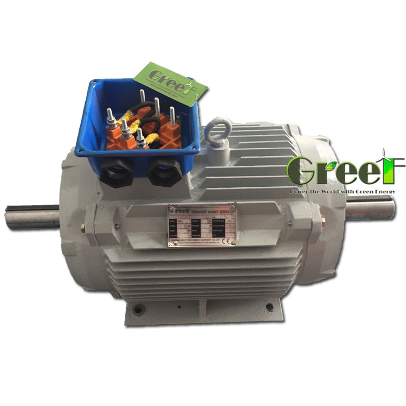 PMG! Three <strong>Phase</strong> AC Permanent Magnet Alternator For Sale, Low Speed Generator, Low rpm <strong>Motor</strong> Generator