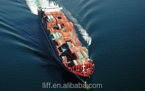 sea freight shipping cost from China to Spain