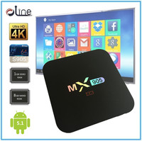 New styles Amlogic S905 Quad Core CPU 8GB NAND ROM best android tv box arabic channels mx905 Android stb