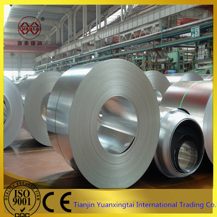 Pre-galvanized steel coil zinc coated 275 hot dipped galvanized steel strip
