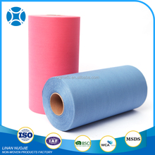 Contemporary Absorbent Nonwoven Cloth Smt Cleaning Roll Paper