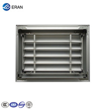 Hvac parts 2017 anodized aluminium automatic air conditioning grille