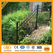 HAIAO low price gothic fence pickets