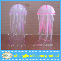 2013 hot silicone artificial decorative plants for fish tank/aquariium