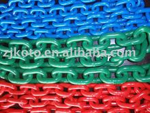 plastic coated chain anchor chain connecting link