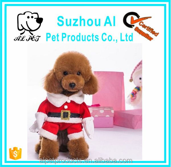 Pet Costumes New Design Christmas Dog Apparel