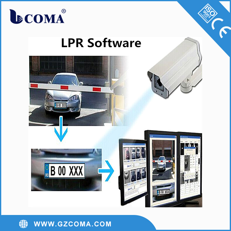 anpr software for license plate recognition car parking system