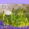 100% natural 1.5~5% coumarin / CAS 91-64-5 /sweet clover extract