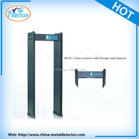 Walk Through Gate Security Equipment For