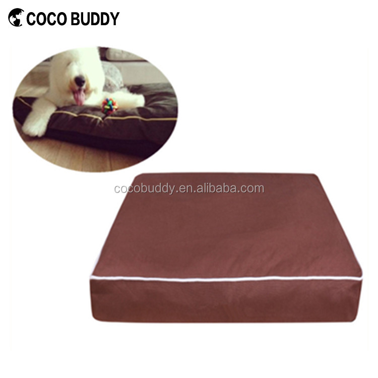 Guangzhou manufacturer pet supplies dog products Canvas bed cover in factory price