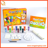 colorful children's diy finger painting kit FN97576612