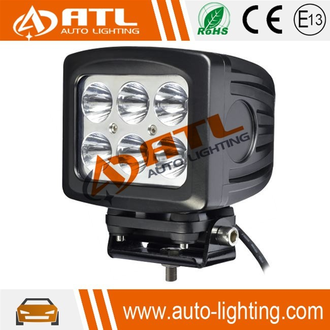 Super bright high quality 35W 55W 100W offroad HID spot lamp ,12V 7inch 9inch HID work light