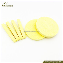 Easy Carrying Makeup Remover Compressed Sponge for Facial Cleansing