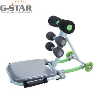 Hot abdominal fitness machine abdominizer exercise equipment abs exercise