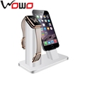 Wholesale Price Super Tiny One Zinc Alloy Stand for Apple Watch Charging Station