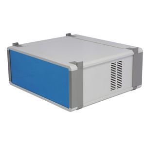 Luxurious electronic aluminum enclosure case for medical device equipment instrument