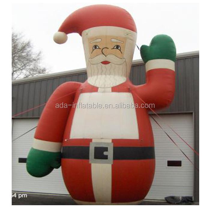 yard advertising big inflatable santa claus for christmas event buy event inflatable santaevent inflatable clausevent inflatable santa claus product on