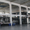 Liquid injection molding rubber production line