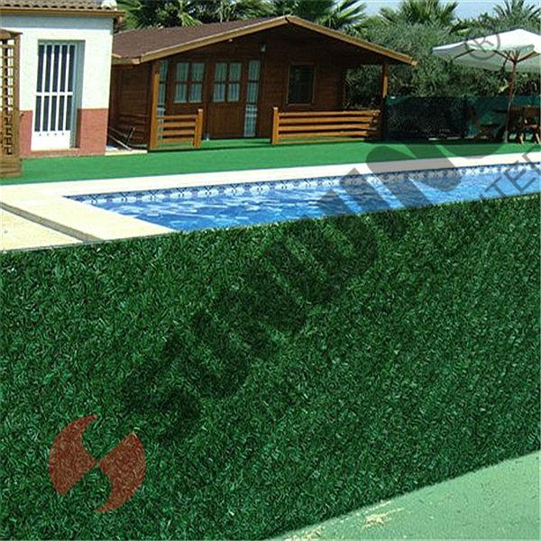 cerca de jardim barata:Barato cerca de grama para a piscina, cerca do jardim de dobramento