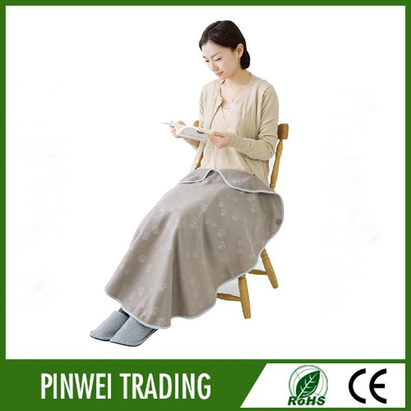 wholesale soft high quality knee blanket