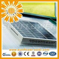 Professional oem round solar attic fan with great price