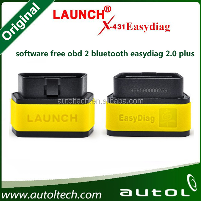 OBDII Smart Diagnostic Scan Tool for Android IOS easydiag 2.0 plus hot obd2 software free easydiag 2.0 plus