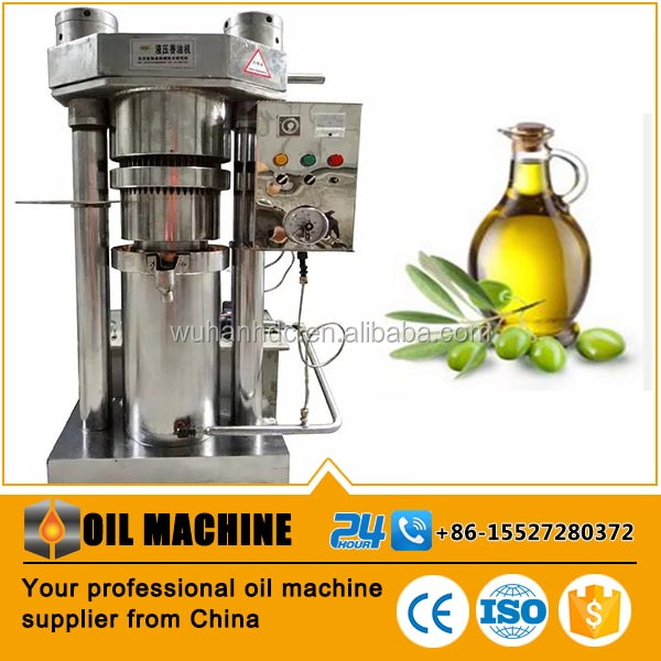 Fruit Oil Product Type and Cold Pressed Processing Type home Olive Oil cold press machine