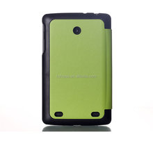 3 fold smart leather case cover for LG G Pad 7.0 V400