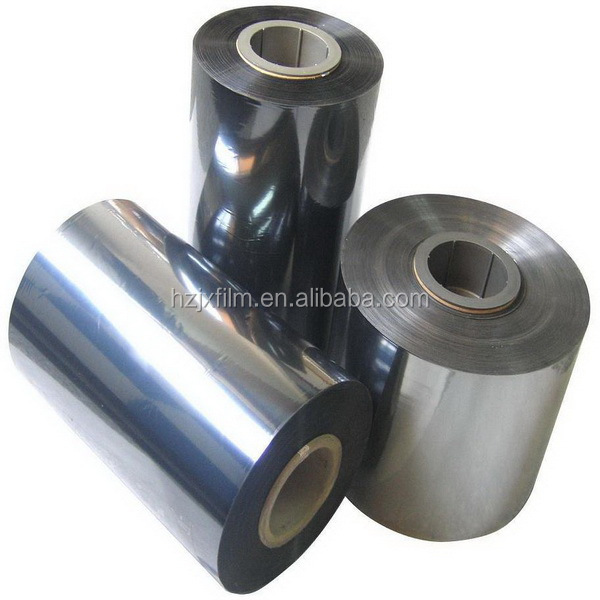 polyester film roll/pet lamination film/metalized pet film