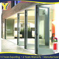 yy building materials / sliding folding doors and windows
