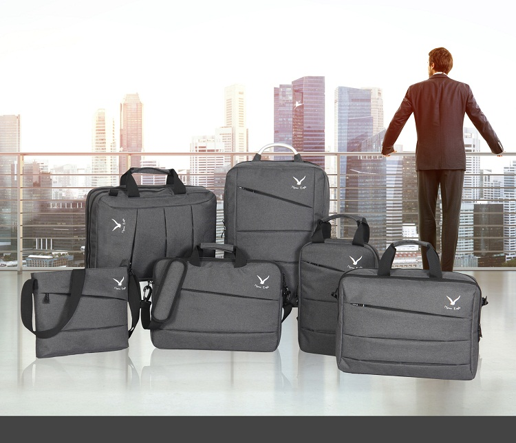 Hot Selling Polyester Laptop Business Bag Briefcase For Man