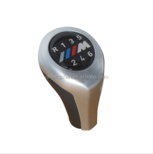 6 Speed Car Gear Shift Knob For BW 1 3 5 6 Series X1 X3 X5 E60 E61 E65 E83 E84