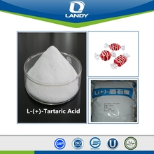 High Quality Acidulant L Tartaric Acid