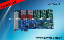 TDM2400E Asterisk card for Voip IP PBX Digium TDM2400E Openvox ATCOM FreePBX Elastix