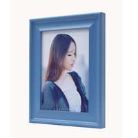 New design10x12 blue frame with sexy gril picture
