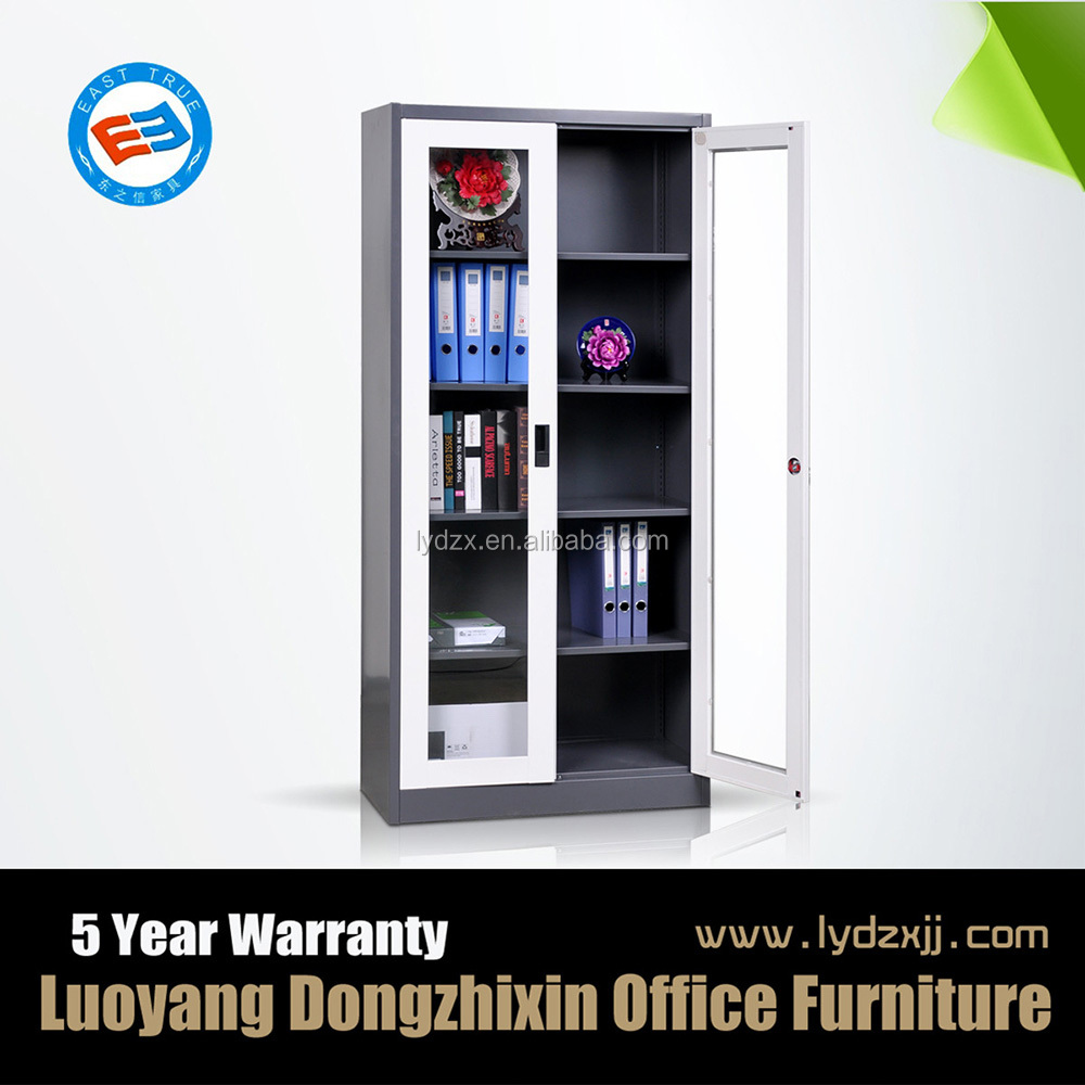 Vertical storage cabinet iron document cabinet drawer filing cabinet