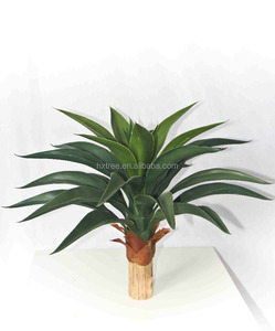 Indoor 80cm artificial agave plants with pot