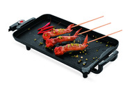 Rich experience professional simple style mini electric bbq grill