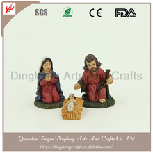Wholesale Resin and Cross Religious Crafts Christmas Decoration