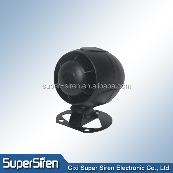 Hot Sale ,CE ROHS approved , car alarm siren / 6 tone car alarm siren / electronic siren