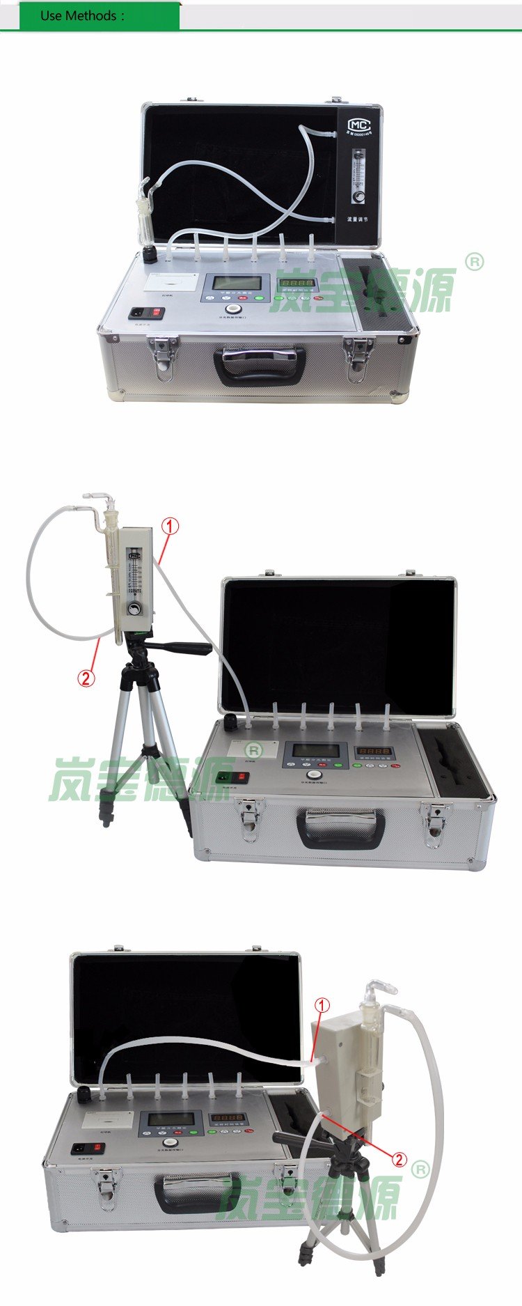 HCHO TVOC Ammonia Commercial Use Natural Gas Detector