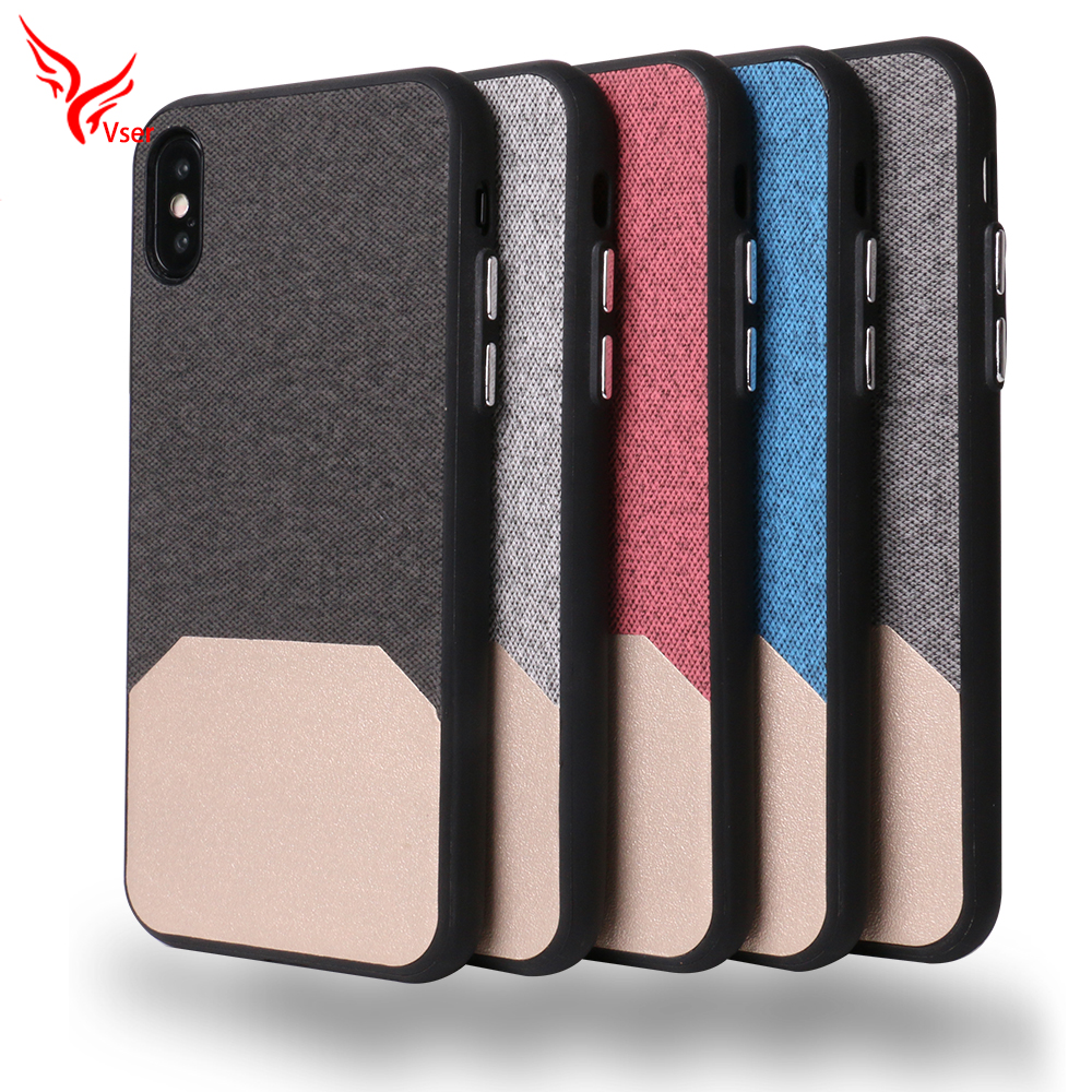 High quality Custom TPU+PU stitching color pu leather phone case for iphone 5 6 6s x