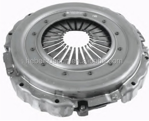 Heavy truck clutch pressure plate and clutch cover 3482000464 with Diaphragm Spring