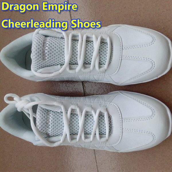 Sneakers running shoes hand wash light weight non slip fitness girls cheerleading shoes