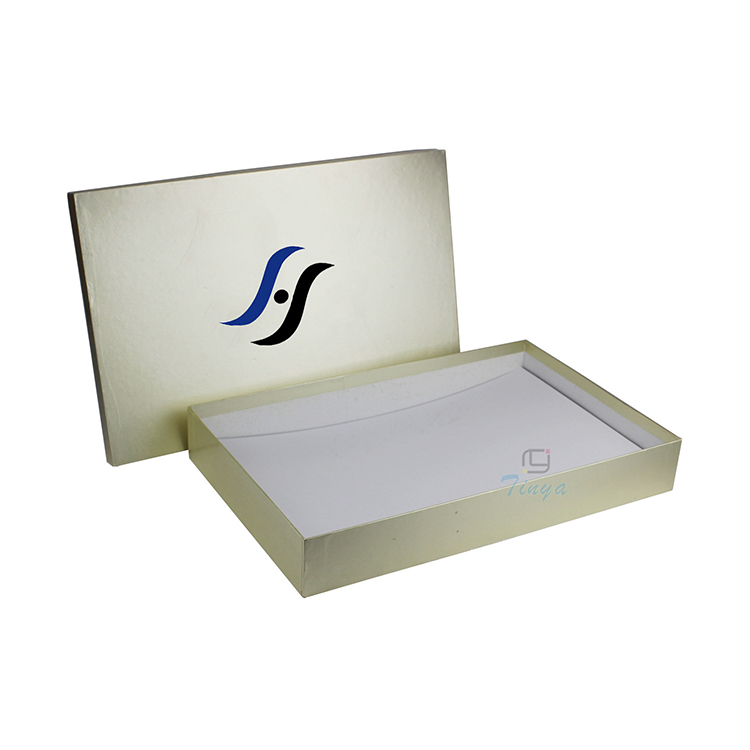 luxury bed sheet packaging box custom design